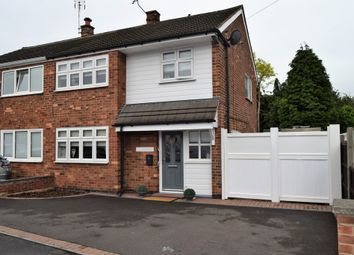 Thumbnail 3 bed semi-detached house for sale in Ivydale Road, Thurmaston, Leicester