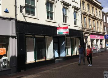 Thumbnail Retail premises to let in High Street, King's Lynn