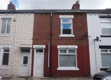 Thumbnail 2 bed terraced house for sale in Gladstone Street, Eston, Middlesbrough