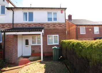 Thumbnail 1 bed terraced house to rent in Honiton Walk, Plymouth