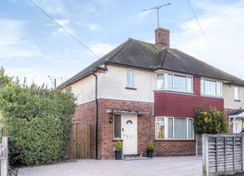 2 bed semi-detached house for sale in Manor Way, Bagshot GU19