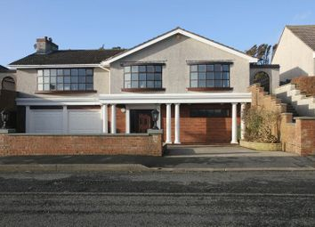 Thumbnail 4 bed detached house for sale in Perwick Road, Port St. Mary, Isle Of Man