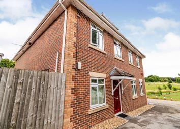 Thumbnail Flat to rent in The Packway, Larkhill, Salisbury