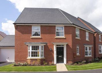 "Thumbnail 4 bed detached house for sale in ""Ashtree"" at Melton Road, Queniborough, Leicester"