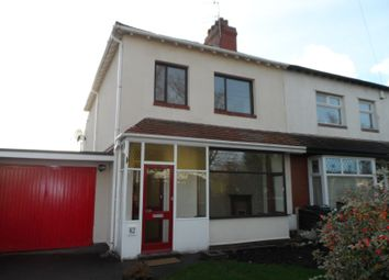 Thumbnail 3 bed semi-detached house to rent in Stockdove Way, Cleveleys