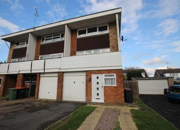 Thumbnail 3 bed town house for sale in St. Michaels Avenue, Houghton Regis, Dunstable