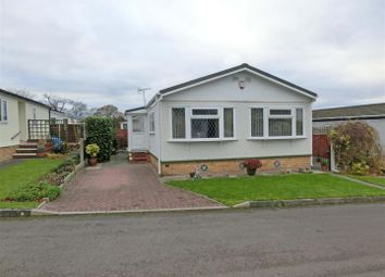 Thumbnail 2 bed mobile/park home for sale in The Oaks, Wythall, Birmingham