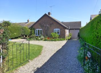 Thumbnail 3 bed detached bungalow for sale in Beach Road, Sea Palling, Norwich