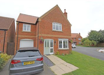 Thumbnail 3 bed detached house for sale in Pridmore Road, Corby Glen, Grantham