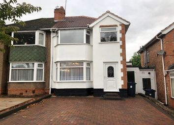 Thumbnail 3 bed property to rent in Dovercourt Road, Sheldon, Birmingham