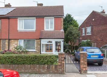 Thumbnail 3 bed semi-detached house for sale in Hesley Road, New Rossington, Doncaster