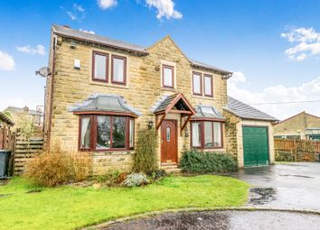 Thumbnail 4 bed detached house for sale in Withinfield Court, Southowram, Halifax