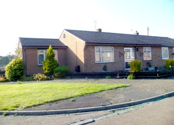 Thumbnail 3 bed semi-detached bungalow for sale in West Avenue, Scremerston