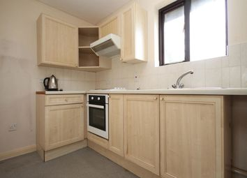 Thumbnail 1 bed flat to rent in Jutsums Lane, Romford