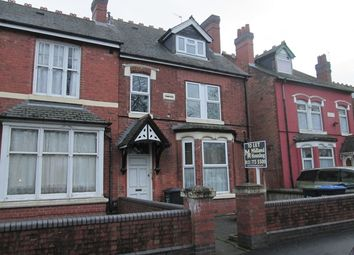 Thumbnail 2 bed flat to rent in Flat 3, Tennyson Road, Small Heath