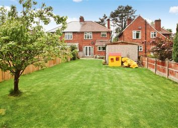 Thumbnail 3 bed semi-detached house for sale in St. Martins Road, Gobowen, Oswestry