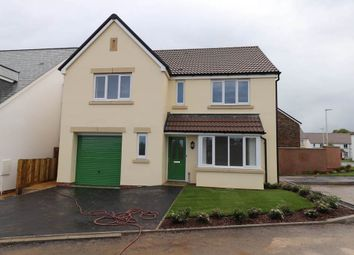 Thumbnail 4 bed detached house for sale in The Shakespear, Taw View Development, Bickington