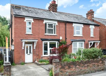 Thumbnail 4 bed semi-detached house for sale in Chesham Old Town, Buckinghamshire