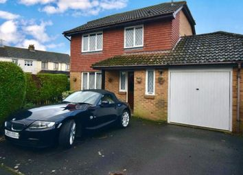 Godwin Crescent, Clanfield, Waterlooville PO8. 3 bed detached house for sale