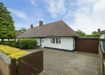 Thumbnail 3 bed semi-detached bungalow for sale in Orston Drive, Wollaton, Nottingham