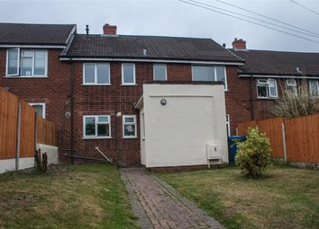 Thumbnail 2 bed flat for sale in Cedar Close, Burntwood