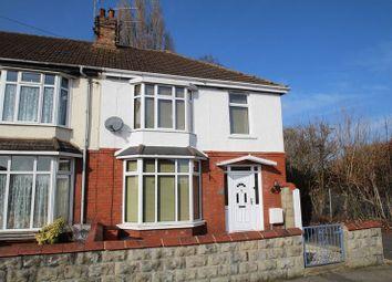 Thumbnail 3 bed end terrace house for sale in Shrivenham Road, Swindon