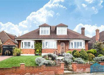 Thumbnail 4 bed detached house for sale in Chandos Avenue, Southgate, London