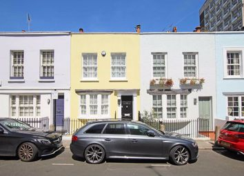 Thumbnail 3 bed terraced house to rent in Uxbridge Street, London