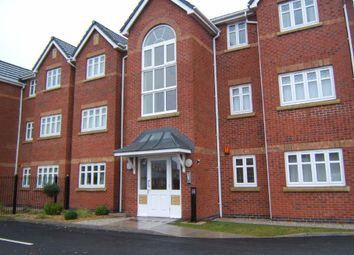Thumbnail 2 bed flat for sale in Rollesby Gardens, Sutton Heath, St Helens