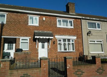 Thumbnail 3 bed terraced house for sale in Windleston Drive, Park End, Middlesbrough