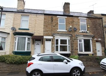 Thumbnail 3 bed terraced house to rent in Cavill Road, Sheffield