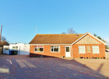 Thumbnail 3 bedroom detached bungalow for sale in Jubilee Road, Pakefield