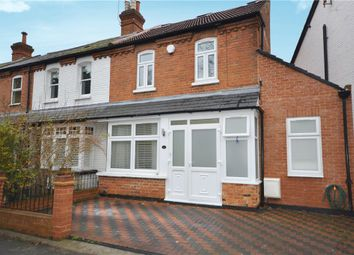 Thumbnail 3 bedroom end terrace house for sale in Kings Ride, Camberley, Surrey