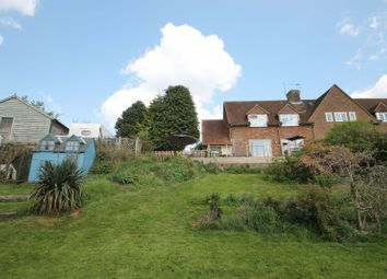 Thumbnail 3 bedroom semi-detached house for sale in Ponds Lane, Albury, Guildford