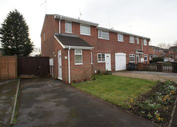 Thumbnail 2 bed semi-detached house to rent in Wolverly Grange, Alvaston, Derby