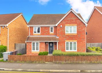 Thumbnail 4 bed detached house for sale in Runnymede Lane, Kingswood, Hull