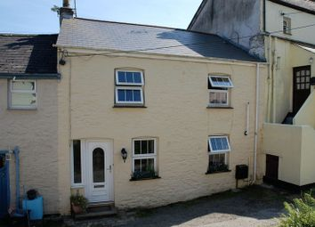 Thumbnail 2 bed cottage for sale in Edgecumbe Road, Lostwithiel