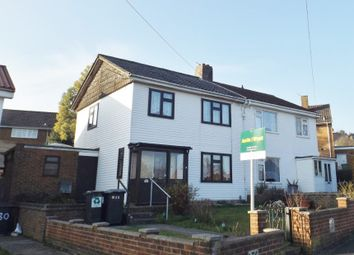 Thumbnail 3 bed semi-detached house for sale in Minden Way, Winchester, Hampshire