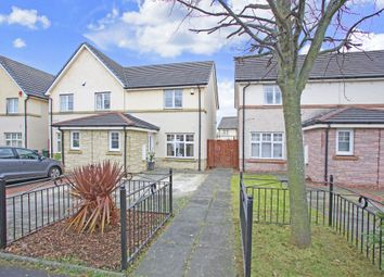 Thumbnail 2 bed semi-detached house for sale in 20 Granton Mill Park, Granton, Edinburgh
