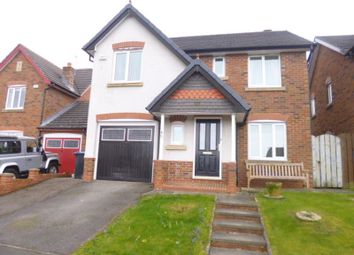 Thumbnail 4 bed detached house for sale in Barrington Meadows, Bishop Auckland