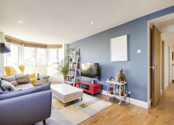 Thumbnail 3 bedroom flat for sale in Riverside Close, London