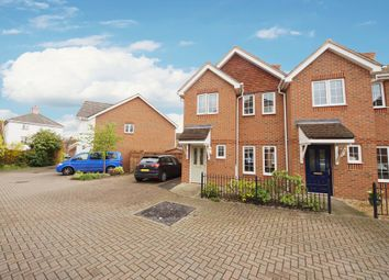 Thumbnail 3 bed end terrace house for sale in Myllers Lond, Hook
