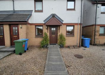 Thumbnail 2 bed flat for sale in Finglen Crescent, Tullibody, Alloa