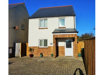 Thumbnail 4 bed detached house for sale in Conway Drive, Milford Haven
