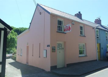 Thumbnail 3 bed end terrace house for sale in St. Brides Road, Little Haven, Haverfordwest