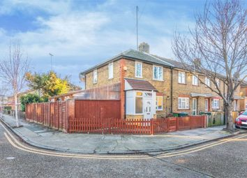 Thumbnail 2 bedroom end terrace house for sale in St Clair Road, Plaistow, London
