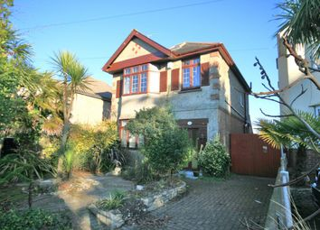 Thumbnail 3 bedroom detached house for sale in Arley Road, Parkstone, Poole