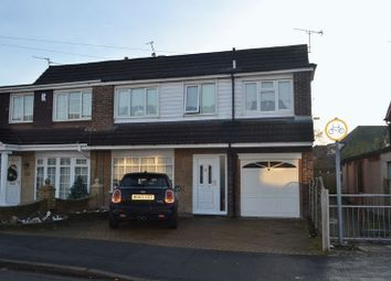 Thumbnail 4 bed semi-detached house for sale in Mersey Avenue, Maghull, Liverpool