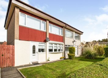 3 bed semi-detached house for sale in Greenlaw Avenue, Wishaw ML2