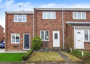 2 bed terraced house for sale in Misburgh Way, Hopton, Great Yarmouth NR31